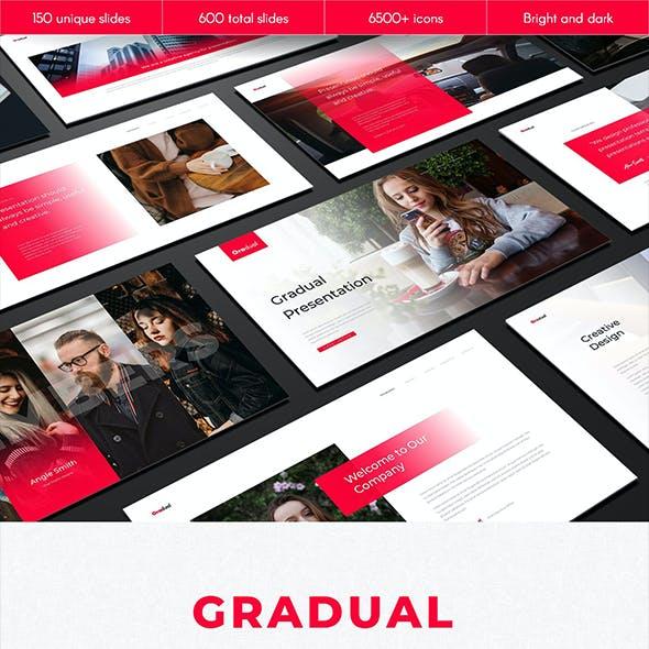 Gradual Multipurpose Google Slides Template