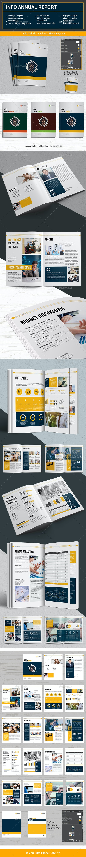 Info Annual Report - Informational Brochures