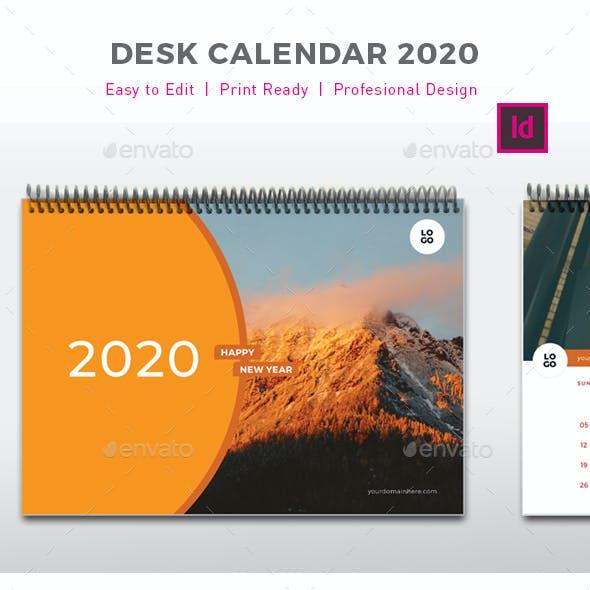 Clean Calendar 2020