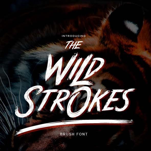 Wild Strokes