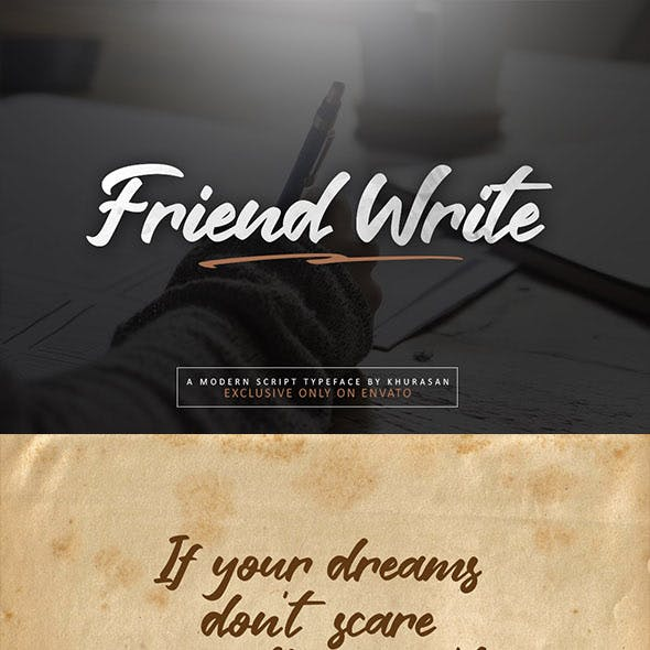 Friend Write
