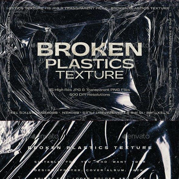 Broken Plastics Texture