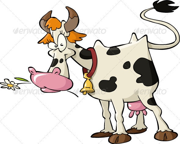 Cow - Animals Characters
