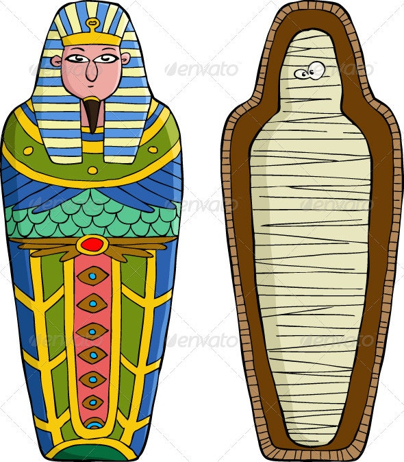 Sarcophagus - People Characters