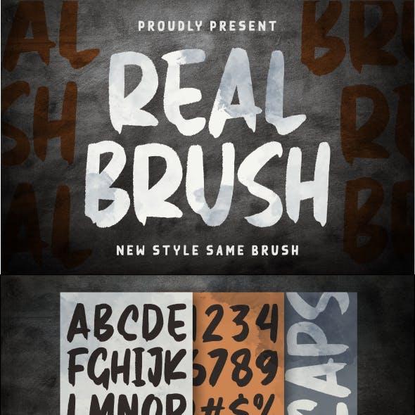 Real Brush