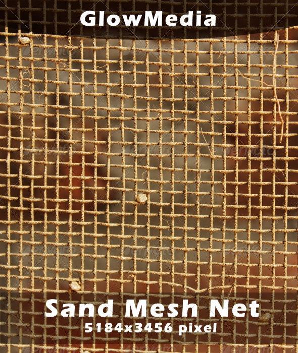 Sand Mesh Net - Miscellaneous Textures