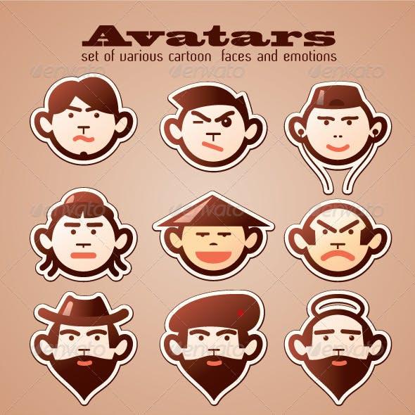 Avatars #1