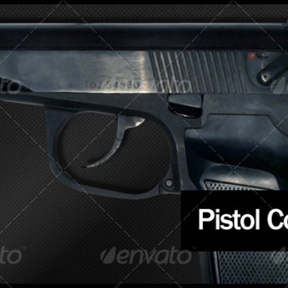 Real Pistol Model