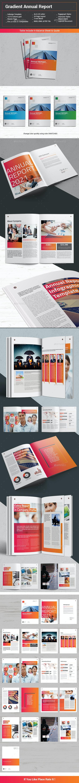 Gradient Annual Report - Informational Brochures