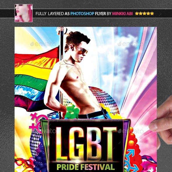 LGBT Pride Poster/Flyer