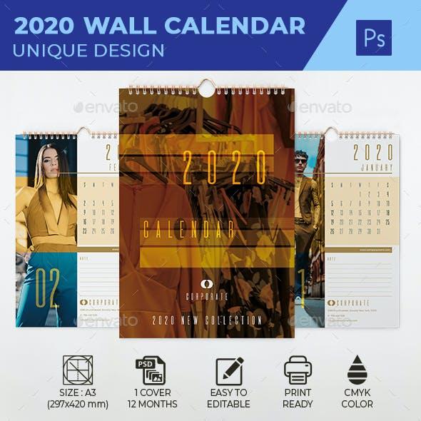Calendar 2020 V1