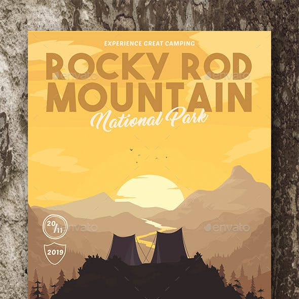 Rocky Rod Mountain Flyer