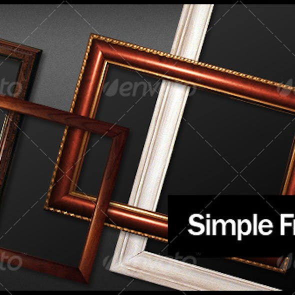 Simple Frames Pack 2