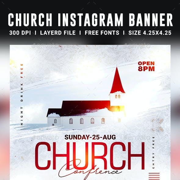 Church Instagram Banner Posts 4