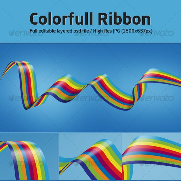 Colorfull Ribbon