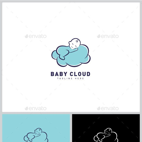 Baby Cloud Logo