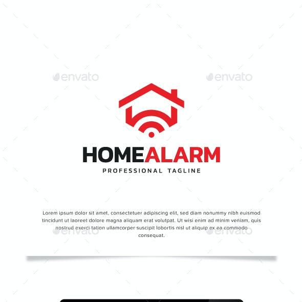 Home Alarm Logo
