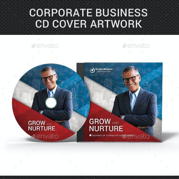 Corporate Business CD Cover Artwork V12