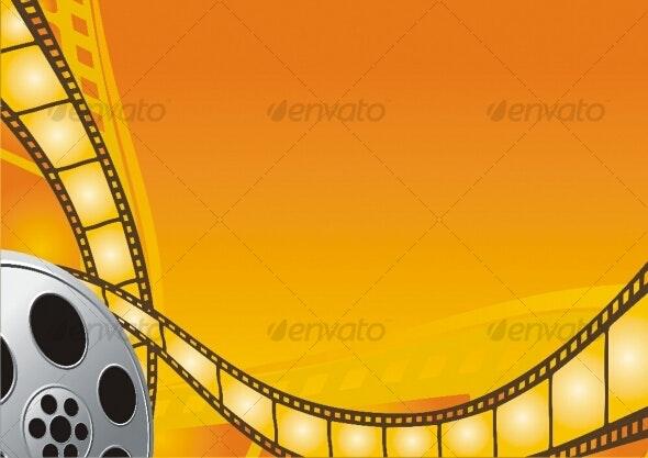 Cinema - Backgrounds Decorative