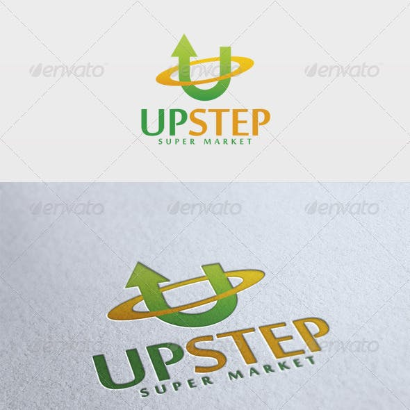 Up Step Logo