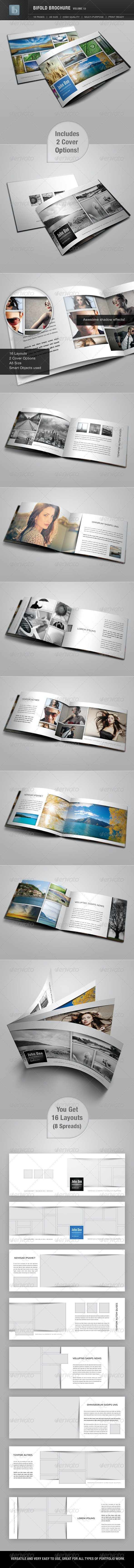 Bifold Brochure   Volume 12 - Brochures Print Templates