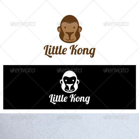Logo Little Kong