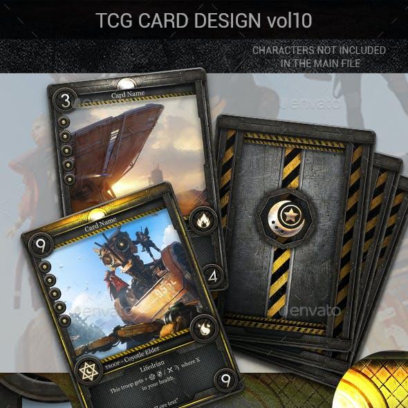 TCG Card Design Vol 10