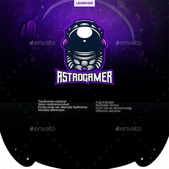 AstroGamer Sports Logo