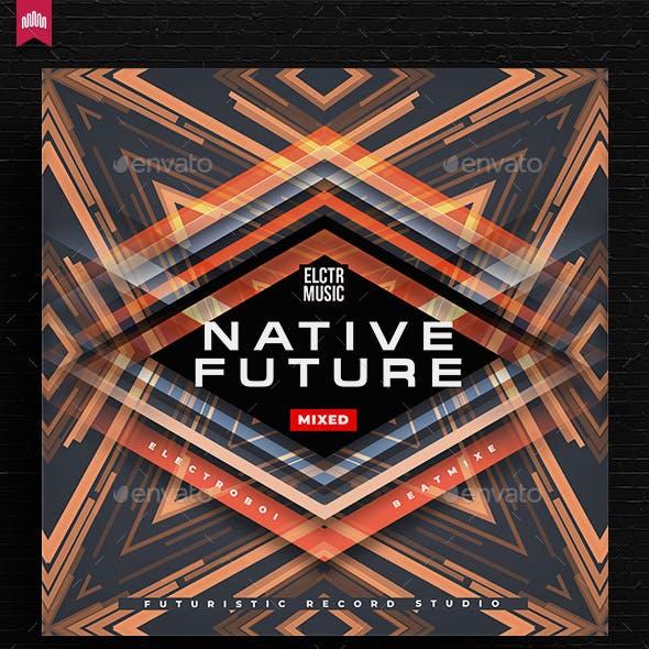 Native Future - Music Album Cover Artwork