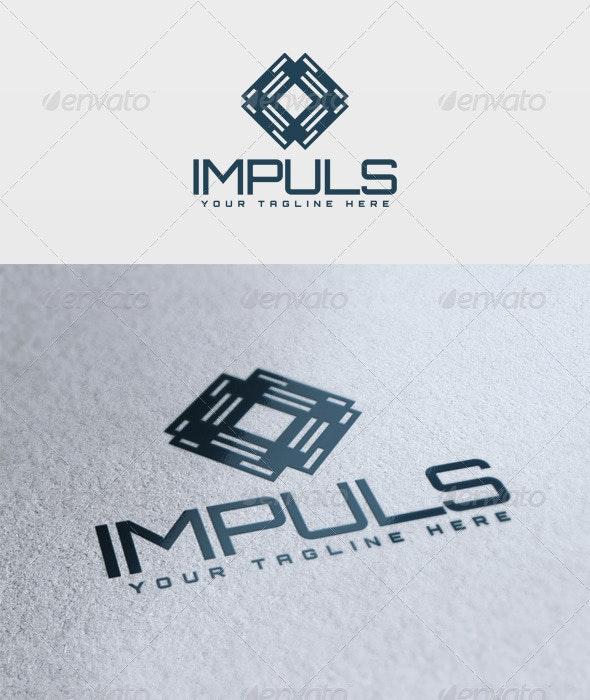 Impuls Logo - Vector Abstract