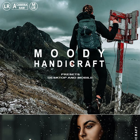Moody Handicraft Lightroom Presets