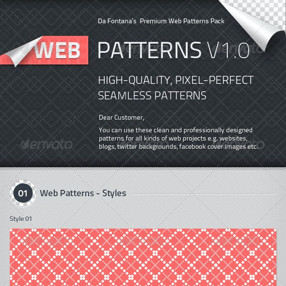 Pattern Background Textures
