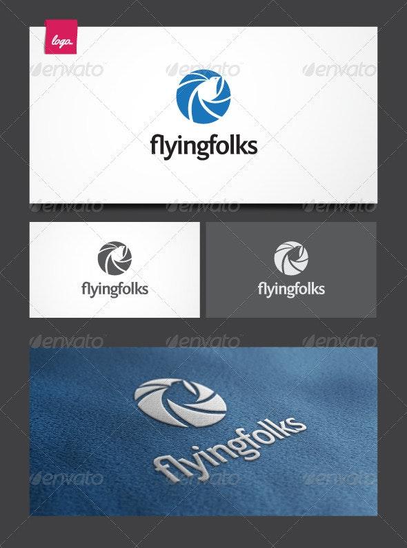 Flying Folks - Animals Logo Templates