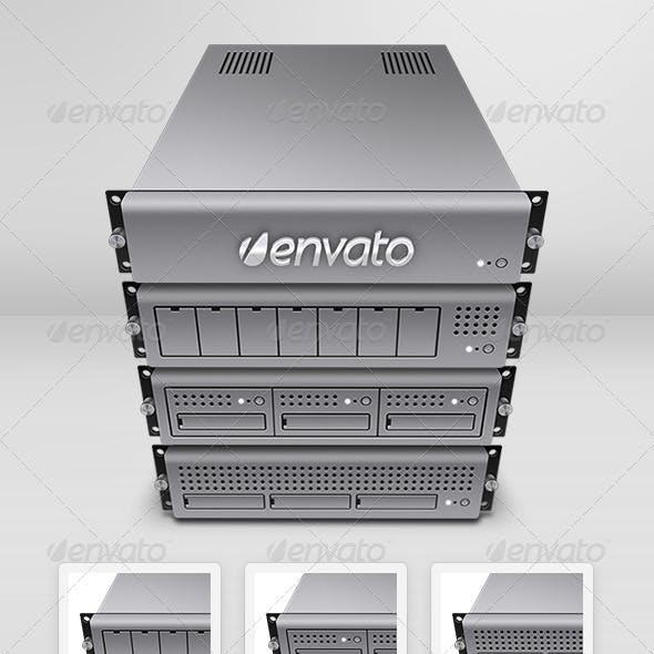 Hosting Servers Pack