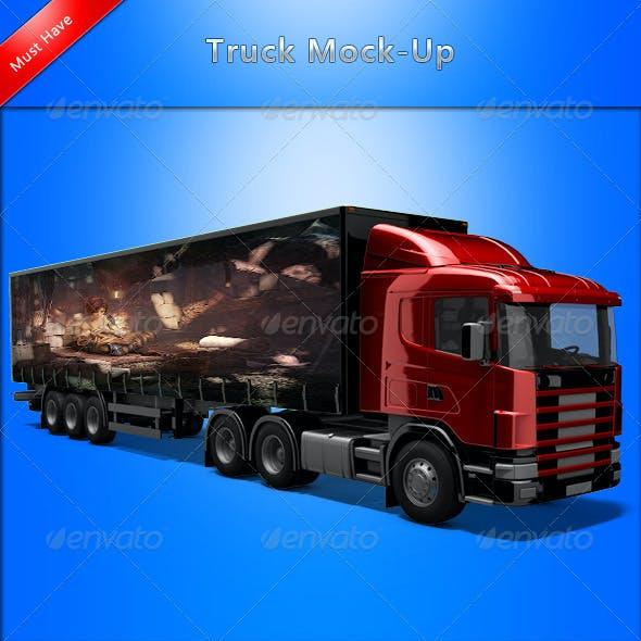 Truck Mock-up