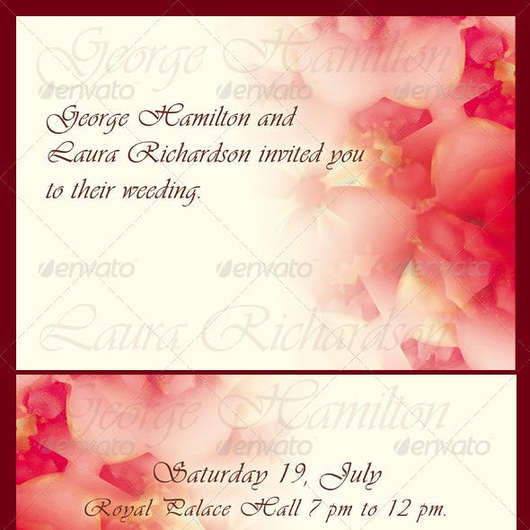 Event And Invitation Card Graphics Designs Templates Page 5