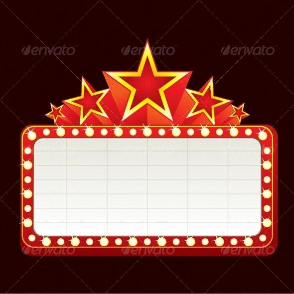 Neon sign - Decorative Symbols Decorative