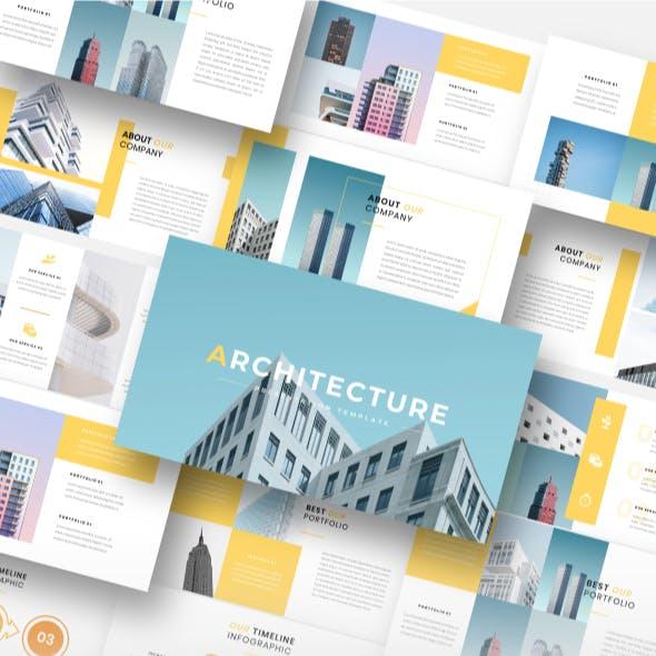 Architecture - Building Google Slides Presentation