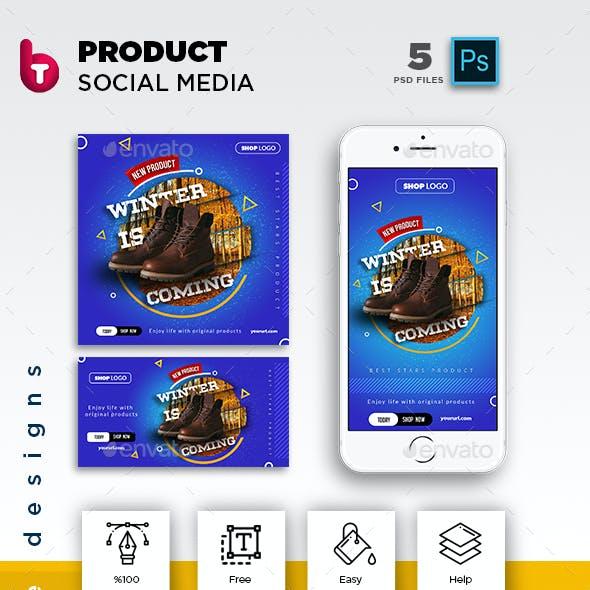 Product Social Media Pack