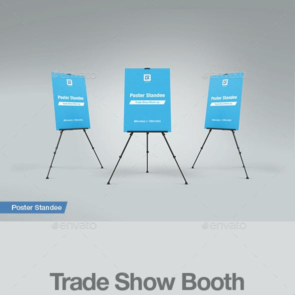 Trade Show Booth Mock-up v5