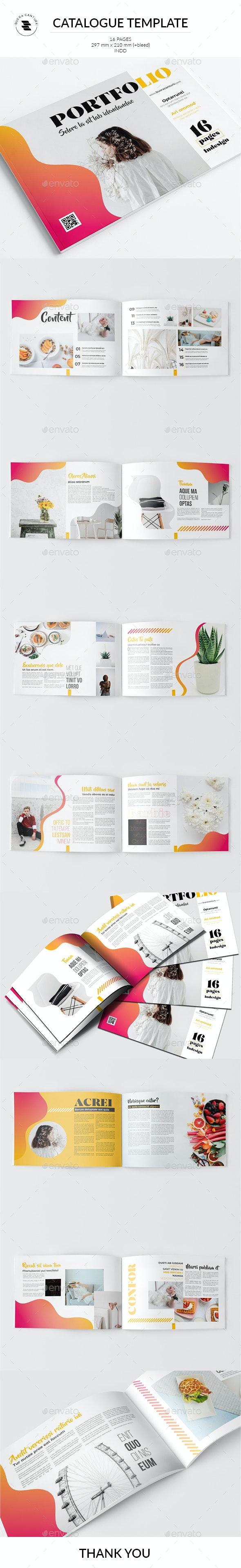Catalogue - Catalogs Brochures