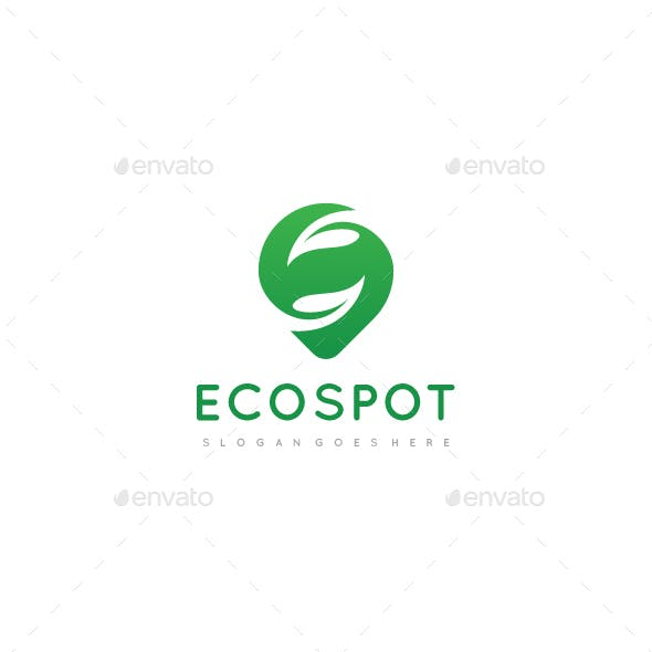 Ecology Spot Logo Design