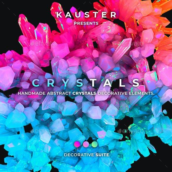 Crystals Decorative Suite