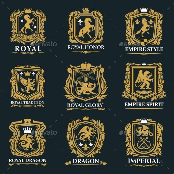 Royal Heraldry