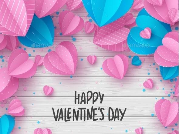 Happy Valentine s Day Greeting Card - Valentines Seasons/Holidays