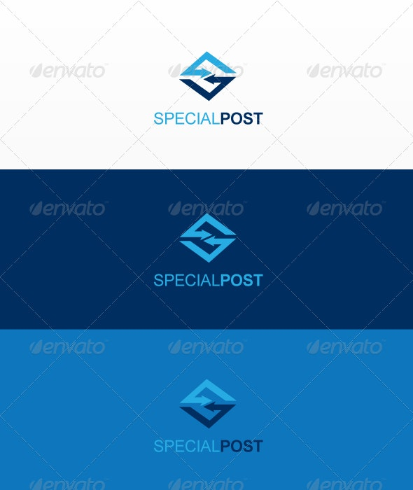Special post - Letters Logo Templates