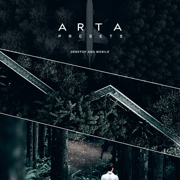 ARTA PR1 Preset For Mobile and Desktop Lightroom