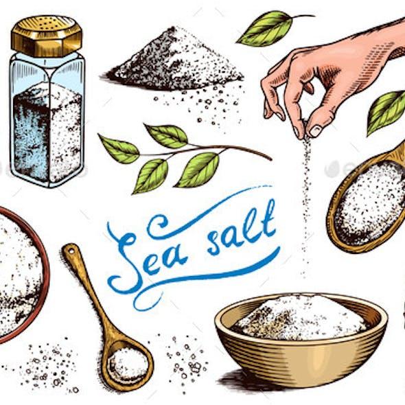 Sea Salt Set