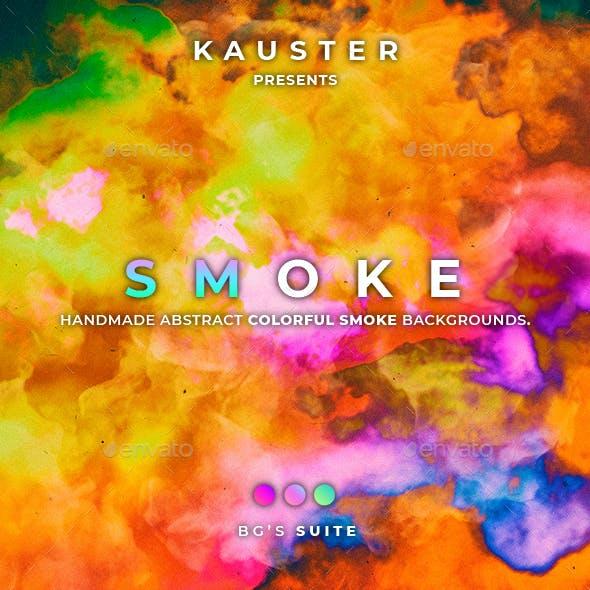 120 Colorful Smoke Backgrounds