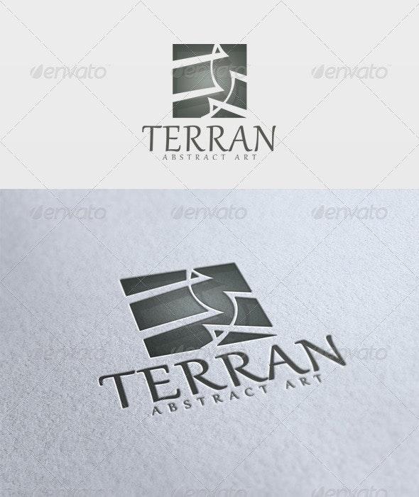 Terran Logo - Vector Abstract
